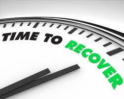 RECOVERY TIME – Uplifting Christ