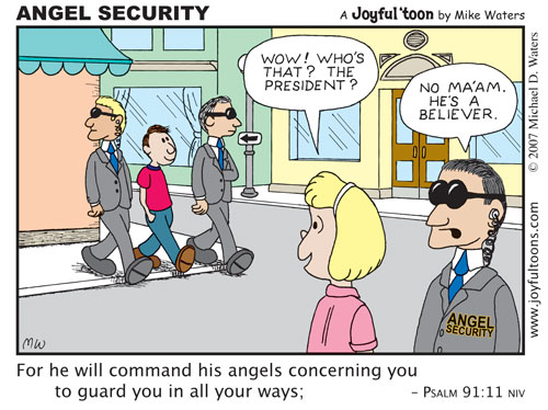 ANGEL SECURITY
