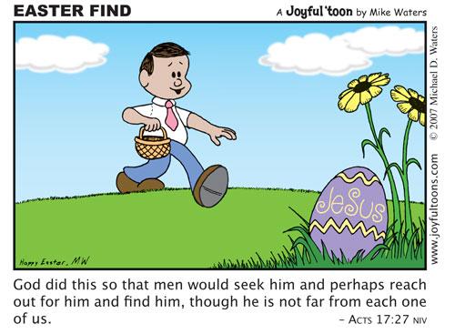 EASTER FIND