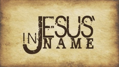 Image result for in jesus name