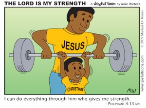 lordismystrength_niv