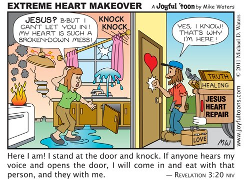 EXTREME HEART MAKEOVER