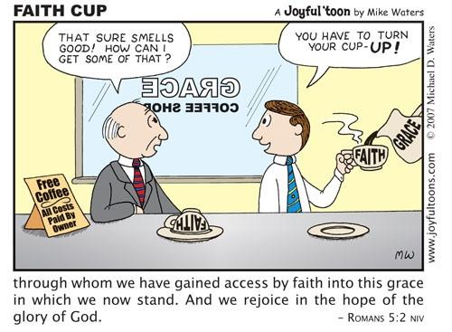 FAITH CUP
